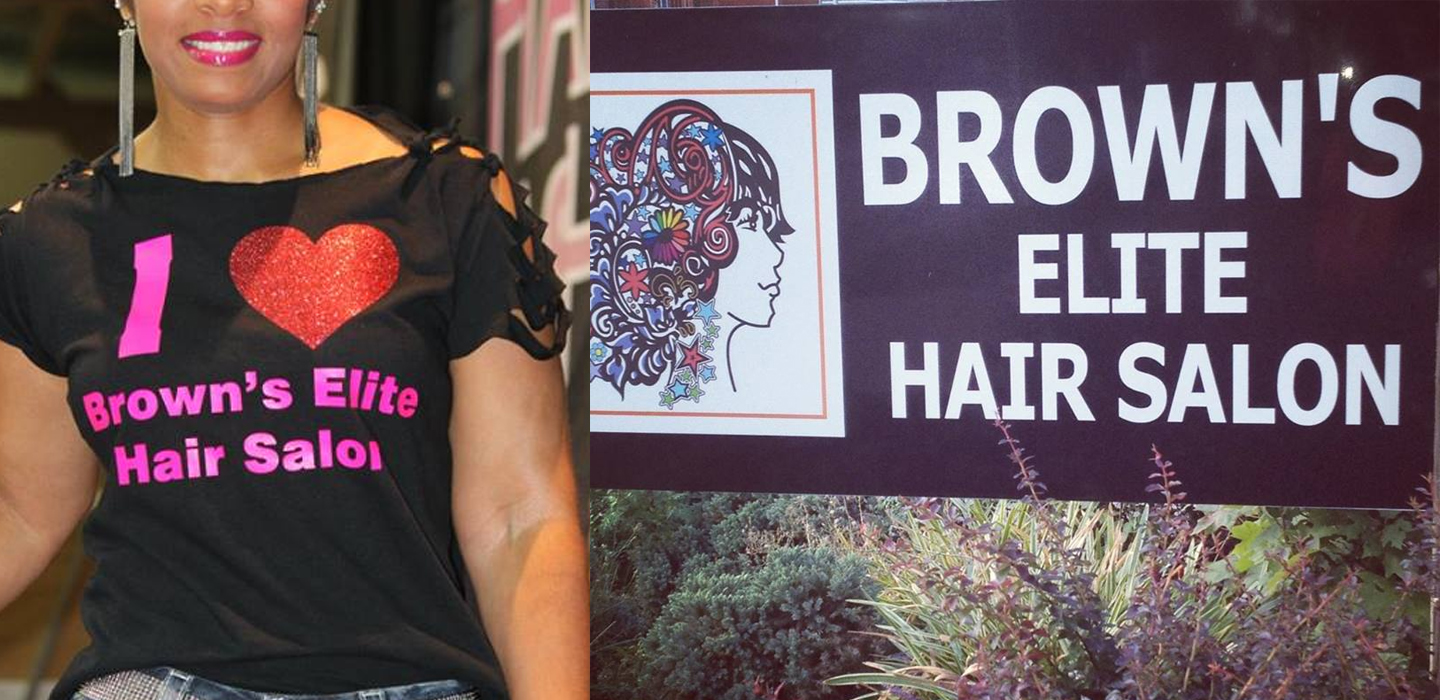 Brown`s Elite Hair Salon